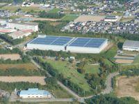 重光商事株式会社様 第1太陽光発電所