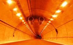 月浦トンネル照明設備工事